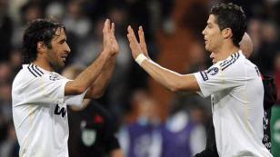 Ronaldo Real Madrid tarihine geçti!