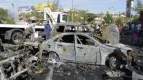 Bağdat'ta bombalı saldırı: 5 ölü