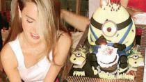 Ceyda Ateş'in neşeli doğum günü