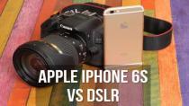 Hangisi daha iyi: Canon EOS 650D ve iPhone 6S video karşılaştırması!