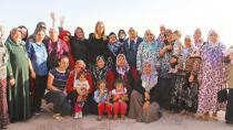 Mardin'e kadın eli değecek