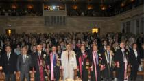 İstanbul Üniversitesi'nin akademik yılı açıldı
